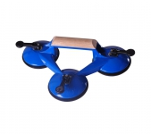 Aluminium Triple Suction Pad