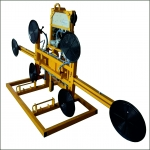 Vacuum lifting used